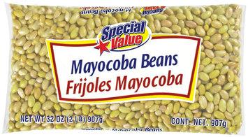 Special Value  Mayocoba Beans 32 Oz Bag