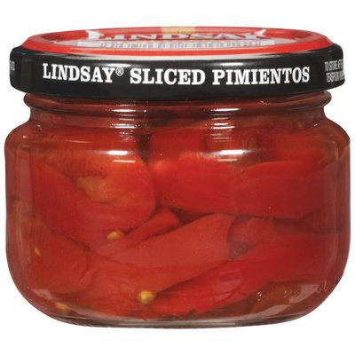Lindsay® Sliced Pimentos 4 oz.