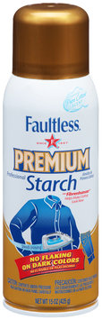 Faultless® Premium Professional Starch 15 oz. Can