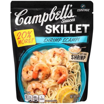 Campbell's® Skillet Sauces Shrimp Scampi 11 oz. Pouch