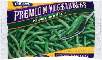 Flav-R-Pac® Whole Green Beans 16 oz. Bag