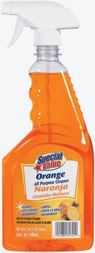 Special Value Orange All Purpose Cleaner 32 Fl Oz Spray Bottle