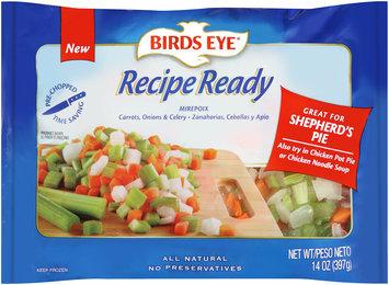 birds eye® recipe ready mirepoix