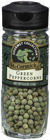McCormick® Gourmet™ Green Peppercorns