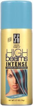 Salon Grafix® High Beams Intense Temporary Spray-On Haircolor #27 Truly Blue 2.7 oz. Can