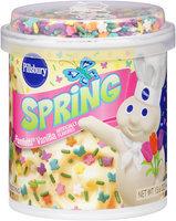 Pillsbury Funfetti® Spring Vanilla Frosting 15.6 oz. Canister