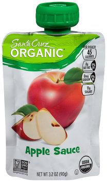 Santa Cruz Organic® Apple Sauce 3.2 oz. Pouch