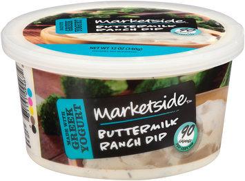 Marketside™ Buttermilk Ranch Dip 12 oz. Tub