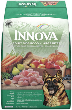 INNOVA Adult Large Bites Dog Food 15 lb. Bag