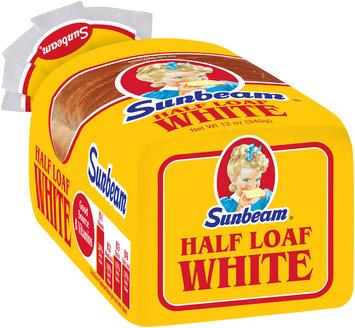 Sunbeam® White Half Loaf Bread 12 oz. Bag