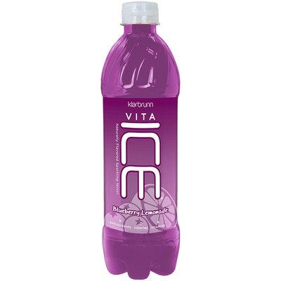 Klarbrunn Vita Ice® Blueberry Lemonade Sparkling Water 17 fl. oz. Bottle