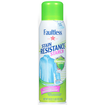 Faultless® Stain Resistance Starch 18 oz. Aerosol Can