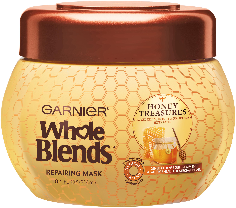 Garnier® Whole Blends™ Honey Treasures Repairing Mask 10.1 fl. oz. Jar
