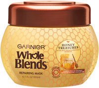 Garnier® Whole Blends™ Honey Treasures Repairing Mask 10.1 fl. oz. Jar