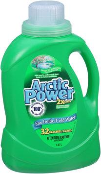 Arctic Power™ 2x Ultra Cold Water Spring Magic Liquid Detergent 1.47L Jug