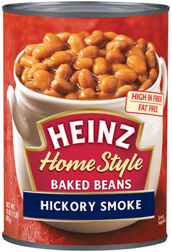 Heinz Home Style Hickory Smoke Baked Beans 16 oz. Can