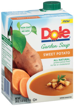 Dole Sweet Potato Garden Soup
