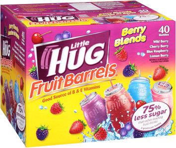 Little Hug® Berry Blends Fruit Barrels 4