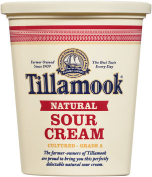 Tillamook® Natural Sour Cream
