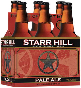 Starr Hill Pale Ale Beer