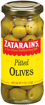 Zatarain's® Pitted Olives 4 oz. Jar