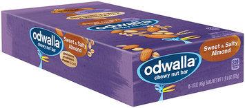 Odwalla® Sweet & Salty Almond Chewy Nut Bar 24 oz. Box