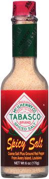 McIlhenny Co. Tabasco® Brand Spicy Salt 6 oz. Bottle