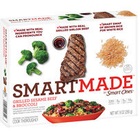 SmartMade™ by Smart Ones® Grilled Sesame Beef & Broccoli