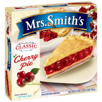 Mrs. Smith's® Classic Cherry Pie 27 oz. Box