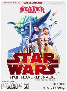Stater Bros.® Star Wars™ Assorted Fruit Snacks