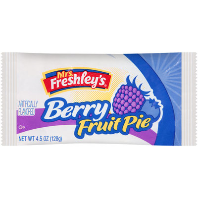 Mrs. Freshley's® Berry Fruit Pie 4.5 oz. Wrapper