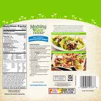 MorningStar Farms® Meal Starters® Chipotle Black Bean Crumbles™ Veggie Crumbles 16.2 oz. Pouch