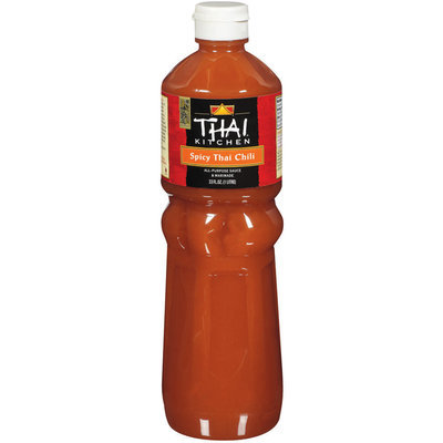 Thai Kitchen Food Service Chili Sauce Food Service 33 Fl Oz Plastic Bottle