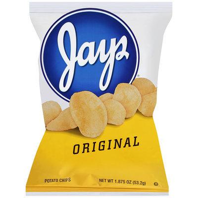 Jay's® Original Potato Chips 1.875 oz. Bag