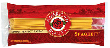 American Beauty  Spaghetti 48 Oz Bag