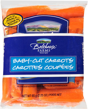 Bolthouse Farms® Baby-Cut Carrots 4-2.25 oz. Snack Packs