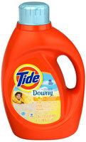 Tide Plus Touch of Downy Sun Blossom Scent HE Liquid Laundry Detergent 100 fl. oz. Bottle