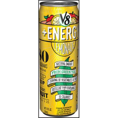 V8® +Energy Lemonade Juice