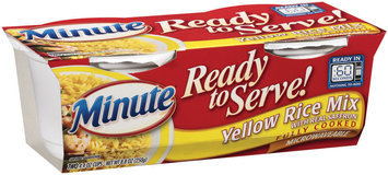 Minute Ready to Serve Yellow Mix