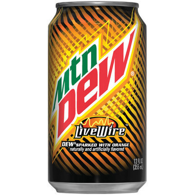 Mountain Dew® Live Wire™ 12 fl. oz. Can