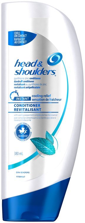 Relief Head & Shoulders Instant Relief Dandruff Conditioner with Tea Tree Essence 380 mL