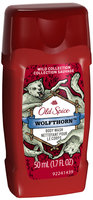 Old Spice Wild Collection Wolfthorn Body Wash 1.7 fl. oz. Plastic Bottle