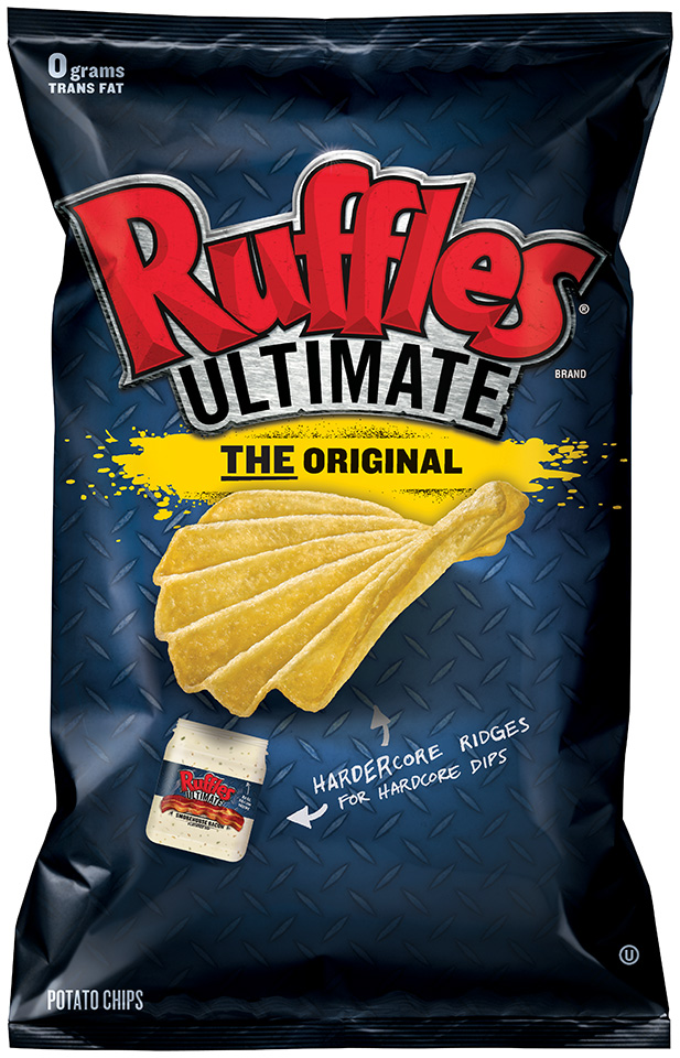 Ruffles® Potato Chips  Ultimate The Original