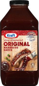 Kraft Original Barbecue Sauce 82.5 oz. Bottle