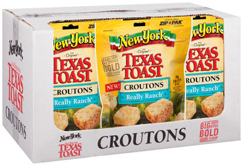 New York Brand® Texas Toast Really Ranch™ Croutons 5 oz.