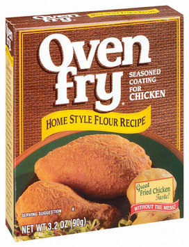 Oven Fry Home Style Flour For Chicken Recipe Seasoned Coating