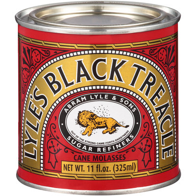 Lyle's Black Treacle® Cane Molasses 11 fl. oz. Can