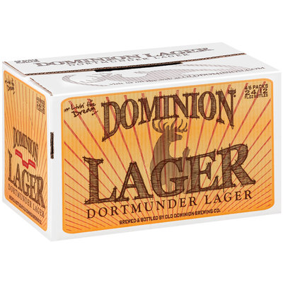 Dominion Lager Beer