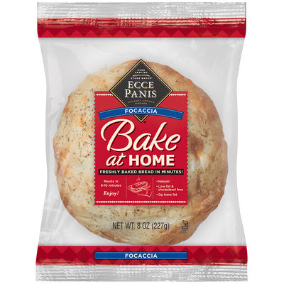 Ecce Panis® Bake at Home Focaccia Bread