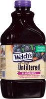 Welch's® 100% Unfiltered Blackberry